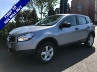 USED 2011 11 NISSAN QASHQAI 1.6 VISIA IS 5d 117 BHP Looks and drives fantastic, superb condition throughout