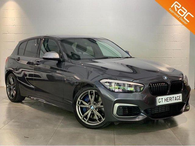 2017 67 BMW 1 SERIES M140I SHADOW ED [BIG SPEC]