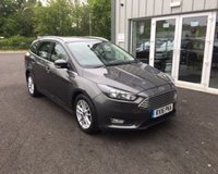USED 2016 16 FORD FOCUS 1.6 ZETEC NAVIGATOR AUTOMATIC 125 BHP THIS VEHICLE IS AT SITE 2 - TO VIEW CALL US ON 01903 323333