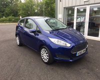 USED 2015 65 FORD FIESTA 1.25 STYLE 3dr THIS VEHICLE IS AT SITE 2 - TO VIEW CALL US ON 01903 323333