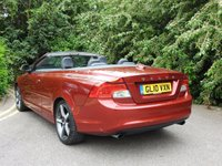 USED 2010 10 VOLVO C70 2.0 D4 SE LUX 2d AUTO 175 BHP HUGE SPEC LEATHER A/C VGC