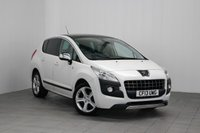 USED 2013 13 PEUGEOT 3008 1.6 HDI ROLAND GARROS 5d 115 BHP Call us for Finance
