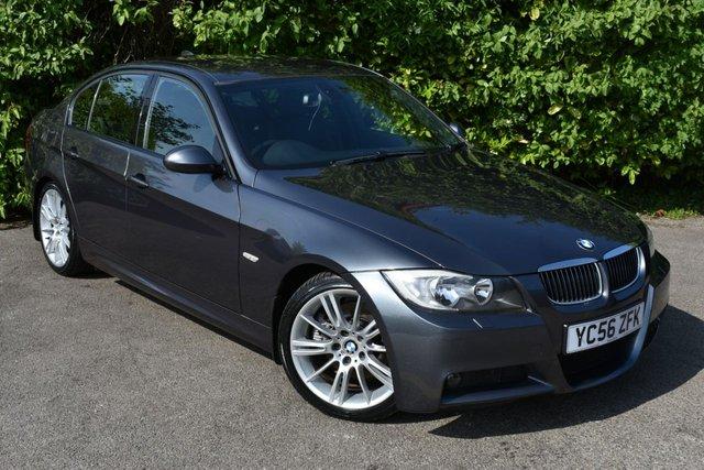 2006 56 BMW 3 SERIES 3.0 330D M SPORT 4d 228 BHP
