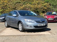 USED 2010 60 VAUXHALL ASTRA 1.2 EXCLUSIV CDTI ECOFLEX 5d 93 BHP FULL SERVICE HISTORY (9 STAMPS) *  1 PREVIOUS KEEPER *   FULL YEAR MOT *  2 KEYS *  CLIMATE CONTROL *