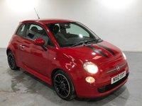 USED 2012 12 FIAT 500 0.9 TWINAIR 3d 85 BHP