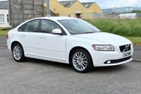 USED 2012 12 VOLVO S40 2.0 SE LUX EDITION 4d 143 BHP