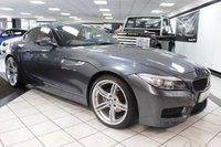 USED 2016 65 BMW Z4 2.0 SDRIVE20I M SPORT AUTO 181 BHP PRO NAV XENONS 19s HOT LEATHER