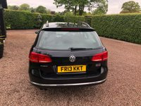 USED 2013 13 VOLKSWAGEN PASSAT 2.0 HIGHLINE TDI BLUEMOTION TECHNOLOGY DSG 5d AUTO 139 BHP Lovely looking car ..drives extremely well,  good condition inside and out. Comes with Sat navigation