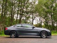 USED 2014 14 BMW 4 SERIES 2.0 420D M SPORT 2d AUTO 181 BHP