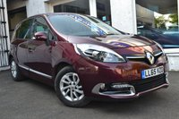 USED 2015 65 RENAULT SCENIC 1.5 DYNAMIQUE NAV DCI 5d 110 BHP LOVELY SCENIC DIESEL WITH SAT NAV CRUISE BLUETOOTH AND £30 ROAD TAX