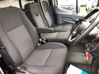 USED 2016 16 FORD TRANSIT 2.2 350 TREND L3 H3 LWB HIGH ROOF 125 BHP AIR CON