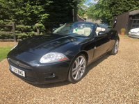 2007 JAGUAR XKR 4.2 XKR 2d AUTO 420 BHP SUPERCHARGED CONVERTILBE,STUNNING THROUGHOUT £POA
