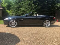 USED 2007 JAGUAR XKR 4.2 XKR 2d AUTO 420 BHP SUPERCHARGED CONVERTILBE,STUNNING THROUGHOUT