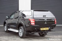 USED 2017 67 MITSUBISHI L200 Titan 2.4DI-D 178BHP Double Cab, Towbar, Canopy, Full History Clean, high spec, well cared for vehicle with Full History and ready to go