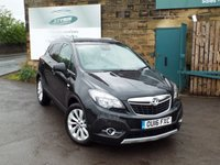 USED 2016 16 VAUXHALL MOKKA 1.4 SE S/S 5d 138 BHP 4 X 4 Full Service History Full Black Leather Seats