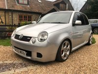 2003 VOLKSWAGEN LUPO 1.6 GTI 3d 125 BHP 6 SPEED, LEATHER, SHOW CAR