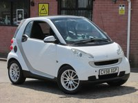2008 SMART FORTWO 1.0 PASSION MHD AUTO 2dr £2690.00