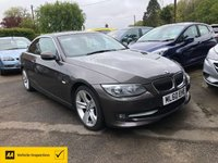 USED 2010 60 BMW 3 SERIES 3.0 330D SE 2d AUTO 242 BHP NEED FINANCE? WE CAN HELP!