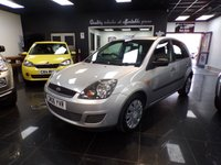 2006 FORD FIESTA 1.2 STYLE 16V 5d 78 BHP £1699.00