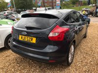 USED 2011 11 FORD FOCUS 1.6 ZETEC TDCI 5d 113 BHP SERVICE HISTORY AND TIMING BELT CHANGED::