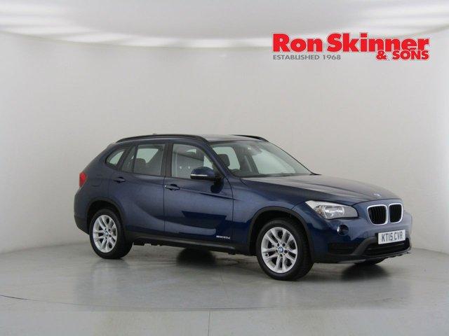 View our 2015 15 BMW X1 2.0 SDRIVE20D SPORT 5d 181 BHP
