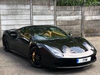 2015 FERRARI 488 3.9 GTB 2d AUTO 660 BHP £149995.00
