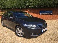2012 HONDA ACCORD 2.2 I-DTEC EX 4d AUTO 148 BHP £7495.00