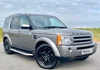 2009 LAND ROVER DISCOVERY 2.7 TD V6 HSE 5dr £9450.00