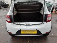 USED 2015 15 DACIA SANDERO 0.9 Laureate 5dr LOW MILES+1 OWNER+BLUETOOTH