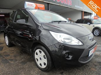 2011 FORD KA 1.2 Edge (s/s) 3dr £2995.00