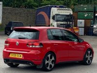 USED 2009 59 VOLKSWAGEN GOLF 2.0 TSI GTI 5dr Leather/LuxuryPack/HeatedSeats