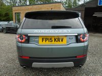 USED 2015 15 LAND ROVER DISCOVERY SPORT 2.2 SD4 HSE Luxury 4X4 5dr 7 Seater
