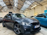 USED 2017 17 BMW 3 SERIES 2.0 320d BluePerformance M Sport xDrive (s/s) 4dr PERFORMANCE PACK HK 19S +PACK