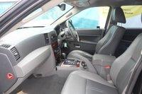 USED 2007 57 JEEP GRAND CHEROKEE  CRD LTD 3.0 5DR AUTO DIESEL BLACK