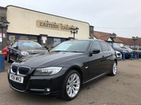 2011 BMW 3 SERIES 2.0 318D EXCLUSIVE EDITION 4d 141 BHP £5995.00
