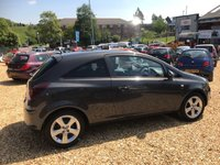 USED 2013 13 VAUXHALL CORSA 1.4 SXI AC 3d 98 BHP LOW TAX, LOW INSURANCE, LOW RUNNING COSTS: