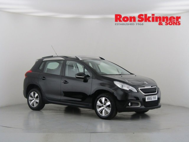 View our 2016 16 PEUGEOT 2008 1.6 BLUE HDI S/S ACTIVE 5d 100 BHP