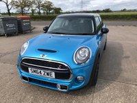 2015 MINI HATCH COOPER 2.0 COOPER S 5d 189 BHP £9995.00