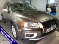 """USED 2007 57 VOLVO XC70 2.4 D5 SE LUX AWD 5DOOR AUTO 183 BHP AUX Socket   :   Cruise Control   :   Bluetooth Connectivity   :   Heated / Electric Front Seats      Full Beige Leather Upholstery   :   Integrated Rear Booster Seats   :   Automatic Tailgate        Rear Parking Sensors : 17"""" Alloy Wheels : Oyster Grey Pearl Paintwork"""