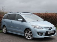 USED 2008 08 MAZDA MAZDA 5 2.0 SPORT 5d * 7 SEATER * ISOFIX ANCHORAGE POINTS * REAR PRIVACY GLASS *