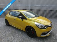 USED 2013 13 RENAULT CLIO 1.6 RENAULTSPORT LUX 5d AUTO rs  200 BHP