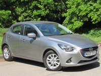 USED 2016 66 MAZDA 2 1.5 SE-L 5d 89 BHP MANUFACTURER'S WARRANTY SEPT 2019