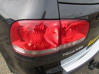 USED 2006 56 VOLKSWAGEN TOUAREG 2.5 TDI SE 5d AUTO 172 BHP