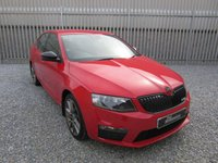 2014 SKODA OCTAVIA 2.0 VRS TDI CR DSG 5d AUTO 181 BHP £13595.00