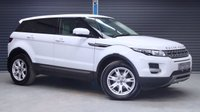 USED 2012 12 LAND ROVER RANGE ROVER EVOQUE 2.2 TD4 PURE TECH 5d 150 BHP