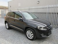 2015 VOLKSWAGEN TIGUAN 2.0 MATCH TDI BLUEMOTION TECHNOLOGY 4MOTION 5d 150  BHP £14495.00
