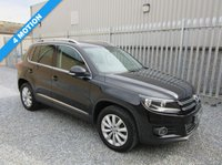 USED 2015 65 VOLKSWAGEN TIGUAN 2.0 MATCH TDI BLUEMOTION TECHNOLOGY 4MOTION 5d 150  BHP