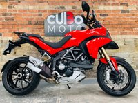 USED 2012 12 DUCATI MULTISTRADA 1200 1200 ABS Belts done November 2017
