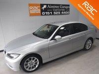 USED 2006 06 BMW 3 SERIES 2.0 320D SE 4d AUTO 161 BHP