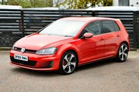USED 2014 63 VOLKSWAGEN GOLF 2.0 GTI 5d TORNADO RED 6 MONTHS RAC WARRANTY FREE + 12 MONTHS ROAD SIDE RECOVERY!